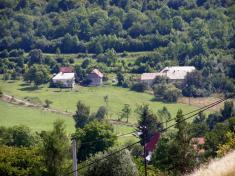 Stará Huta - pohľady na dedinu