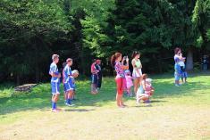 Hutársky športový deň 26. 8. 2017