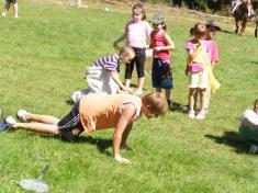 Hutársky športový deň 20. 8. 2011