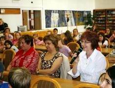 Sté výročie narodenia Jozefa Františka Kunika 27. 6. 2011 v Krajskej knižnici Ľudovíta Štúra vo Zvolene