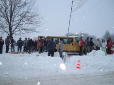 Rally Kňazovka 31. 1. 2010