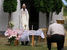 Svätá omša na Sliackej Poľane 2009