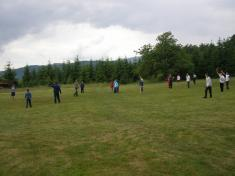 Hutársky športový deň 15. 6. 2008